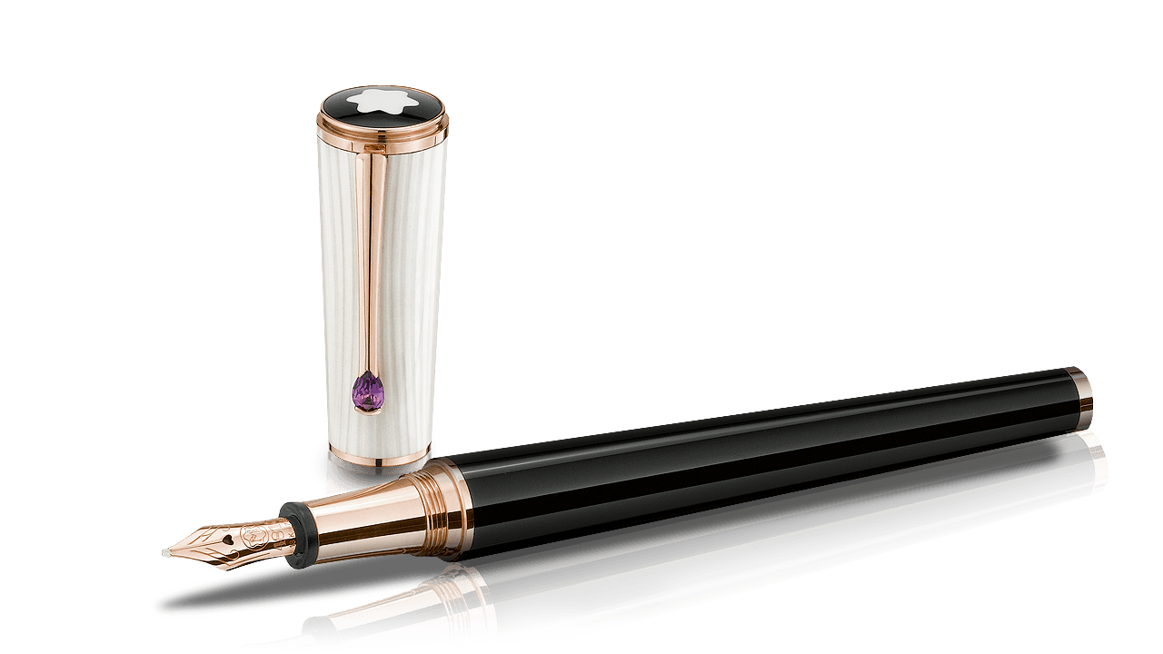 Image result for The Montblanc Ingrid Bergman La Donna Special Edition