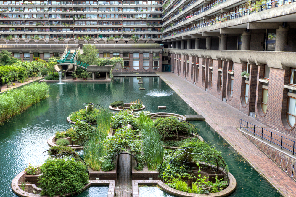 Barbican Centre History A Complete History Of Barbican Centre