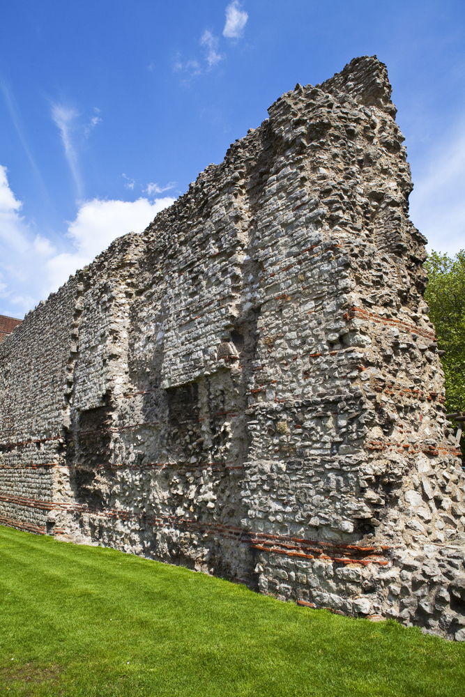 Montcalm Shoreditch: Ancient History: The Amazing Story Of London Wall