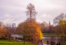 Autumnal London Walks Less Than An Hour From Central London