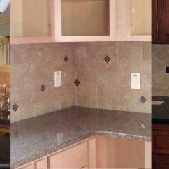 Refinishing Kitchen Countertops Corner Bench With Storage Travertine Backsplash For Oakland And San Francisco
