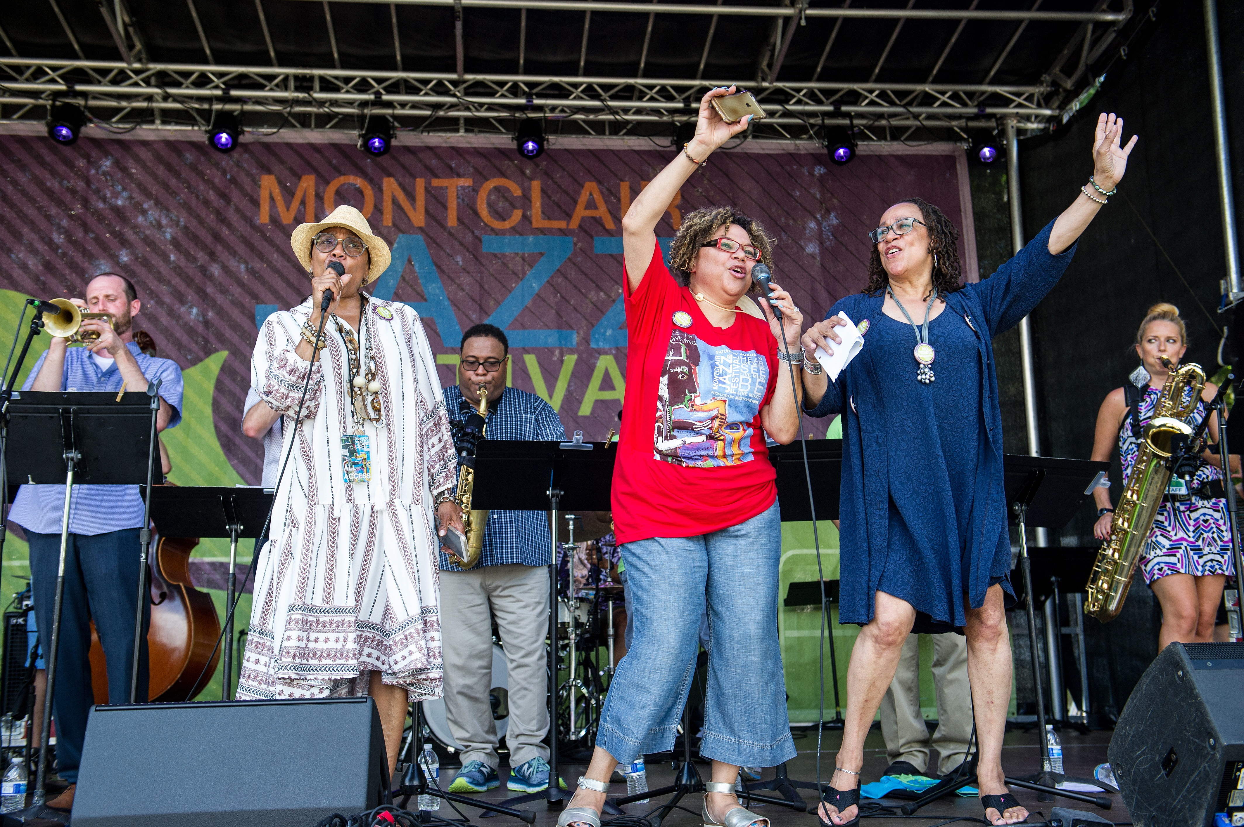 Perfect Forecast For The Montclair Jazz Festival