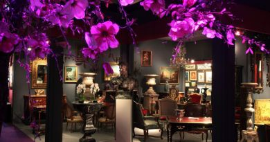 47th ANTIQUES & MODERN INTERNATIONAL ART FAIR HOSTED BY ANTIBES