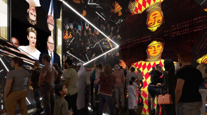 MONACO MIRRORING THE FUTURE AT DUBAI INTER-EXPO 2020