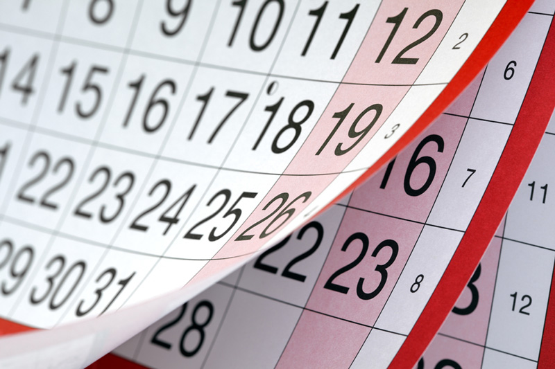 Calendario eventi proloco