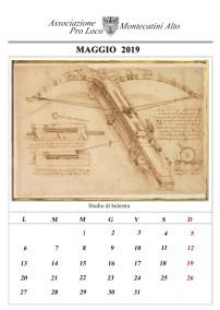 5 - MAGGIO 2019