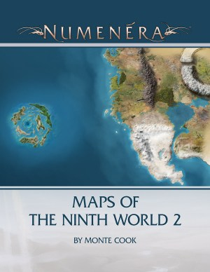 Maps of the Ninth World 2-Cover