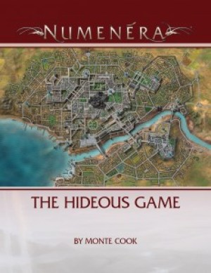 The Hideous Game-Cover-2015-07-15
