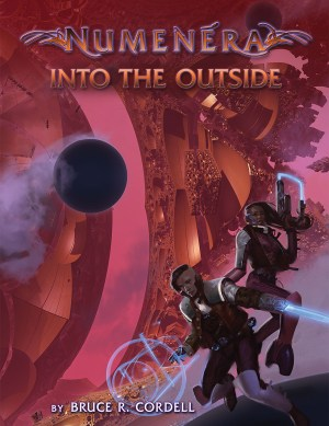 Into The Outside: Numenera RPG -  Monte Cook Games