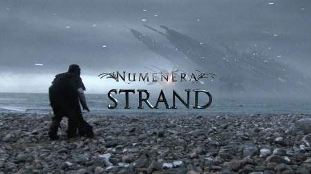 Numenera: Strand title card