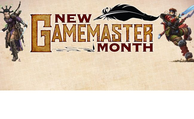 New Gamemaster Month Is Coming Monte Cook Games