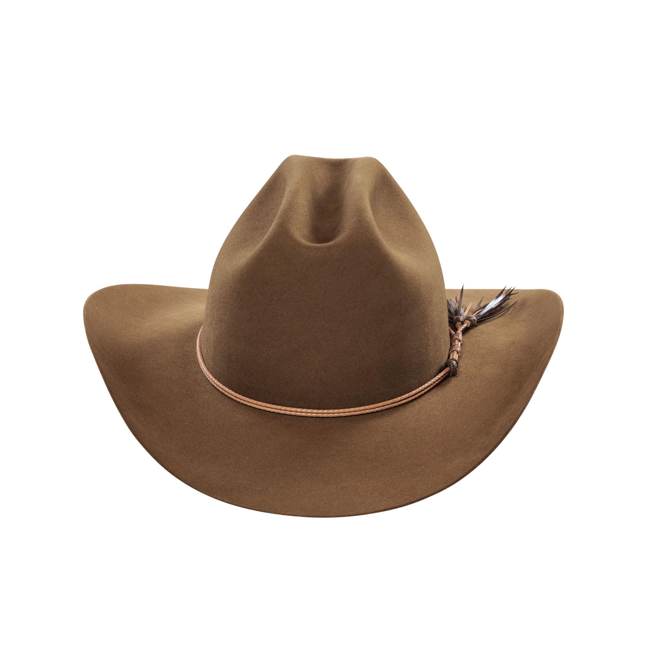 Cattleman Fur Felt Hat