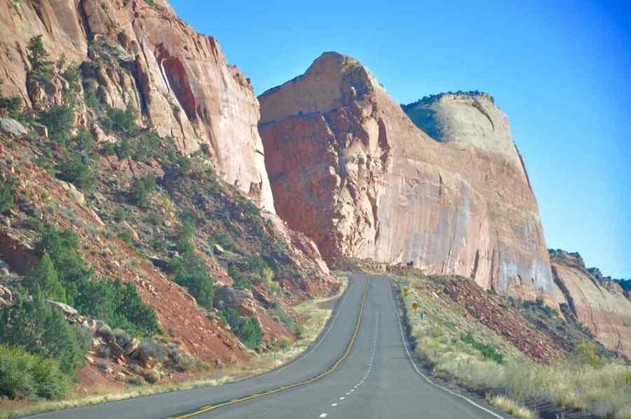 Mule Point - Utah - di Claudio Leoni