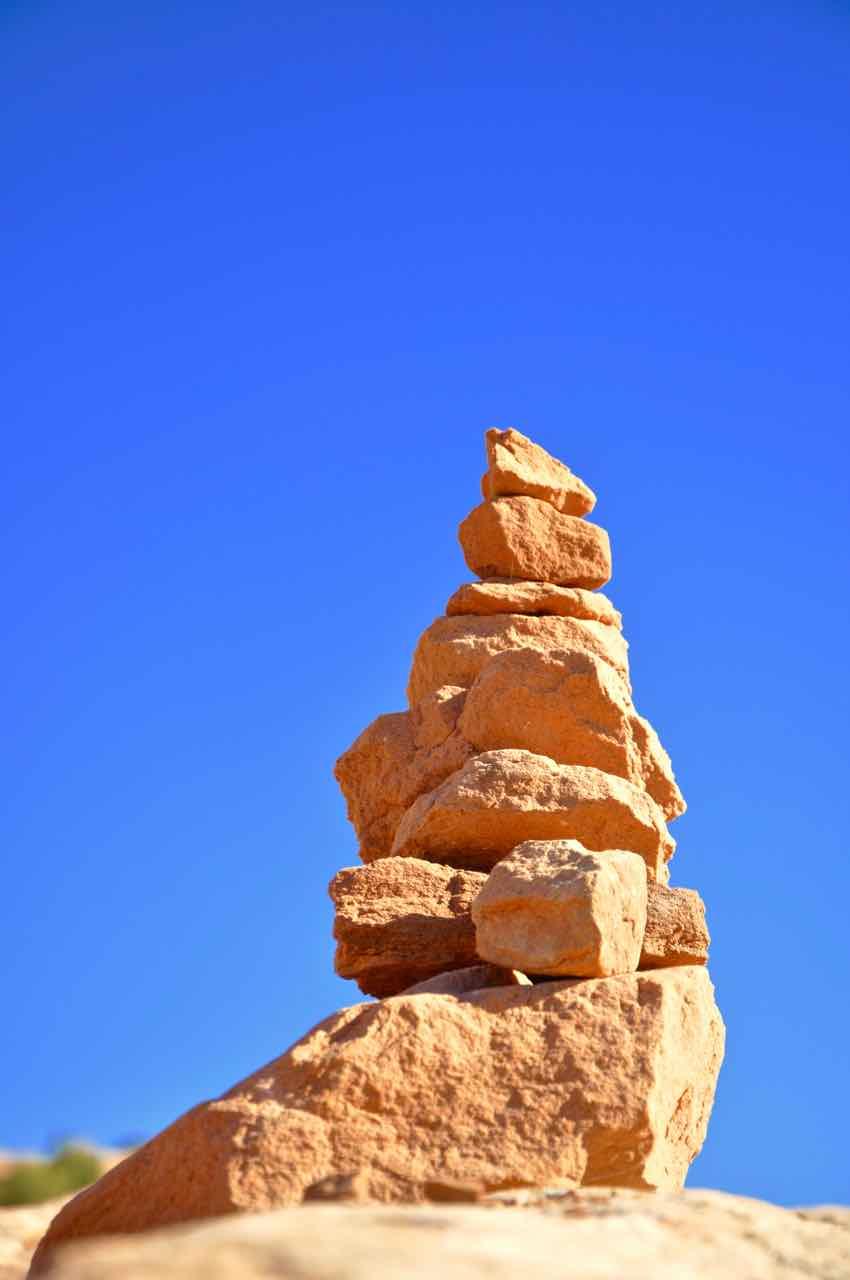 Arches National Park - Moab - Utah - di Claudio Leoni