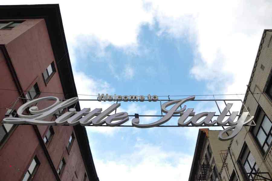 New York - Little Italy - Manhattan - di Claudio Leoni
