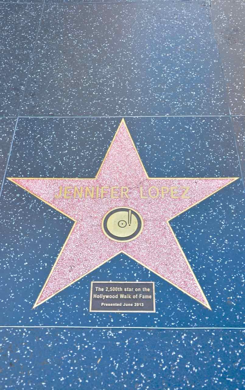 Hollywood Blvd - Los Angeles - California - di Claudio Leoni