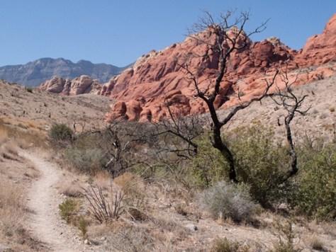 Red Rock Canyon Loop 1 - 05.03.2012 - 18.03.56