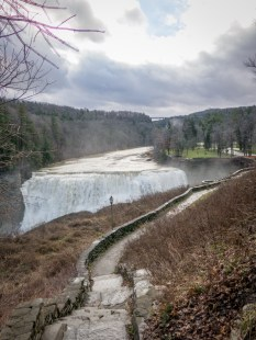 Middle Falls Letchworth State Park - 12.22.2015 - 13.17.44