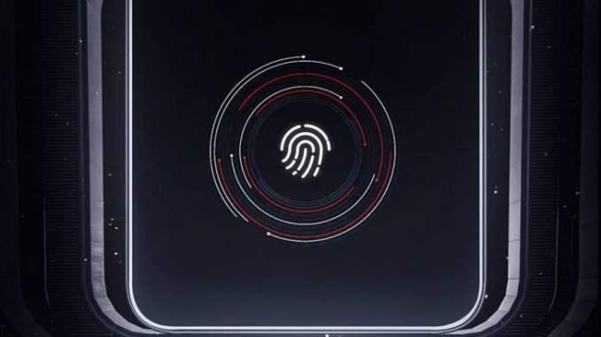 Xiaomi Fingerprint Sensor