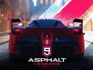 Asphalt 9: Legends 1.2.4a Apk + Data
