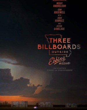 Three Billboards Outside Ebbing Missouri (2017) English Movie