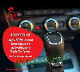 Airtel Tripple Offer