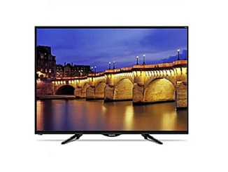 Polystar 32-Inch PV-GLHD3215DVT Smart LED TV