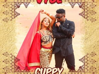 """DJ Cuppy – """"Vybe"""" ft. Sarkodie"""