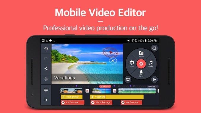 KineMaster Mobile Video