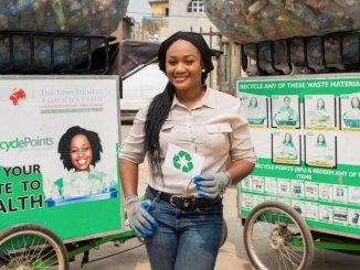 Chioma Ukonu's Recycle Points