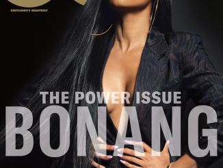 Bonang Matheba Covers September Issue of GQ South Africa