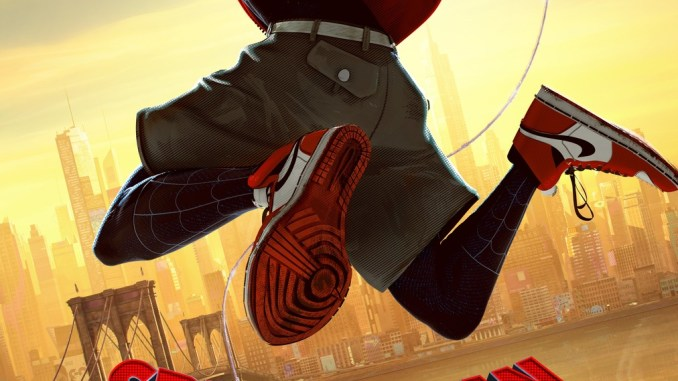Spider-Man: Into the Spider-Verse (2018) Hollywood English CAMRip Mp4