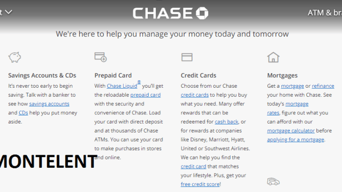 Open Chase Online Account