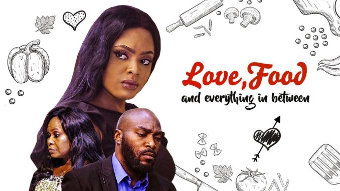 Love, Food And Everything In Between (2018)