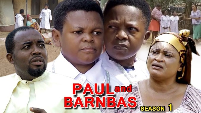 Paul and Barnabas (2019)