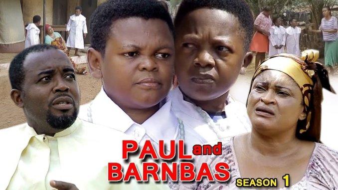 Paul and Barnabas (2019)