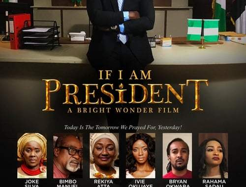 If I Am President (2018)