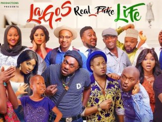 Lagos Real Fake Life (2018)