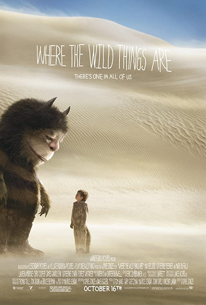 Download Movie: Where the Wild Things Are (2009) Hollywood ...