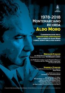 Montemarciano ricorda Aldo Moro