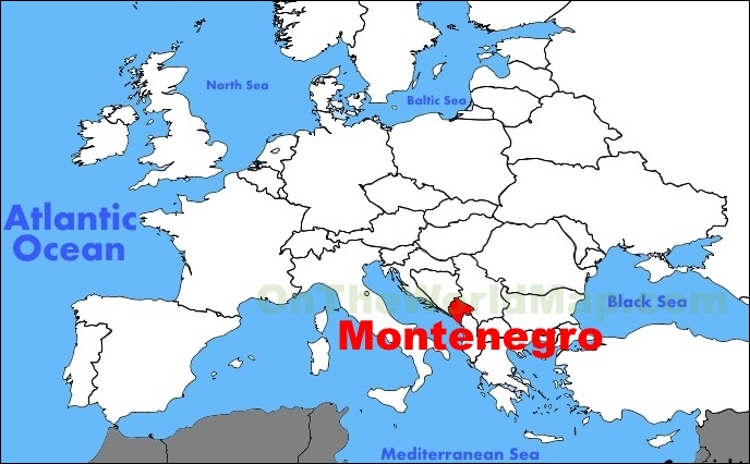 Montenegro Montenegro Consul In Florida - Where is montenegro