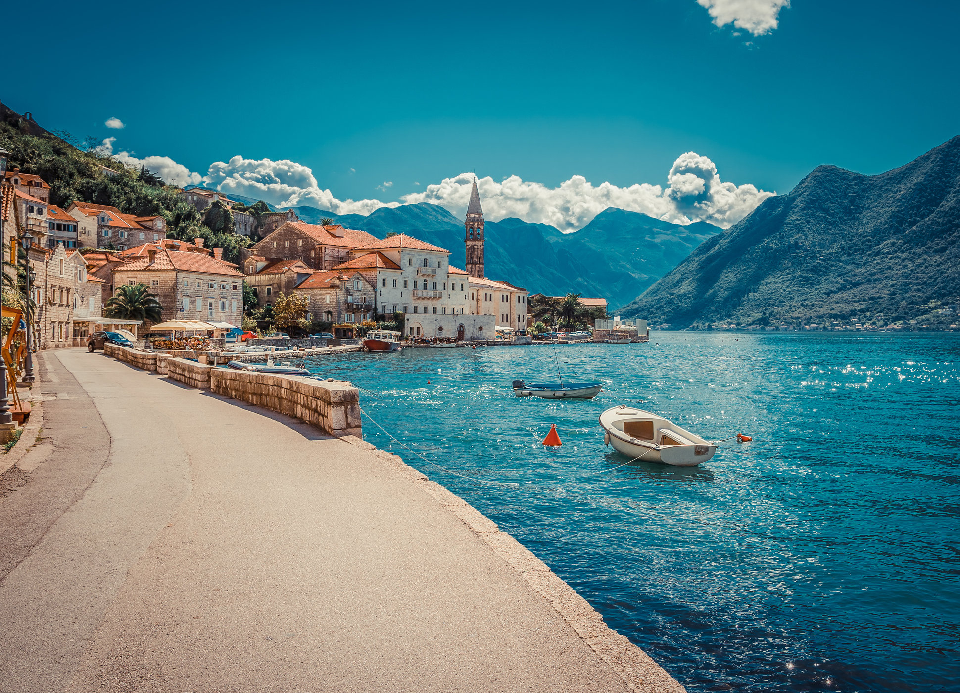 Montenegro is a Tiny Country that Feels Huge