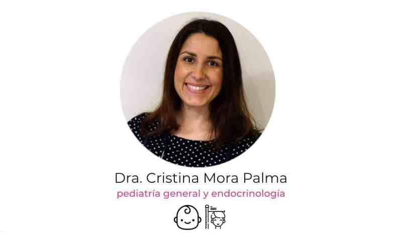 Dra. Cristina Mora Palma - Endocrino y Pediatra