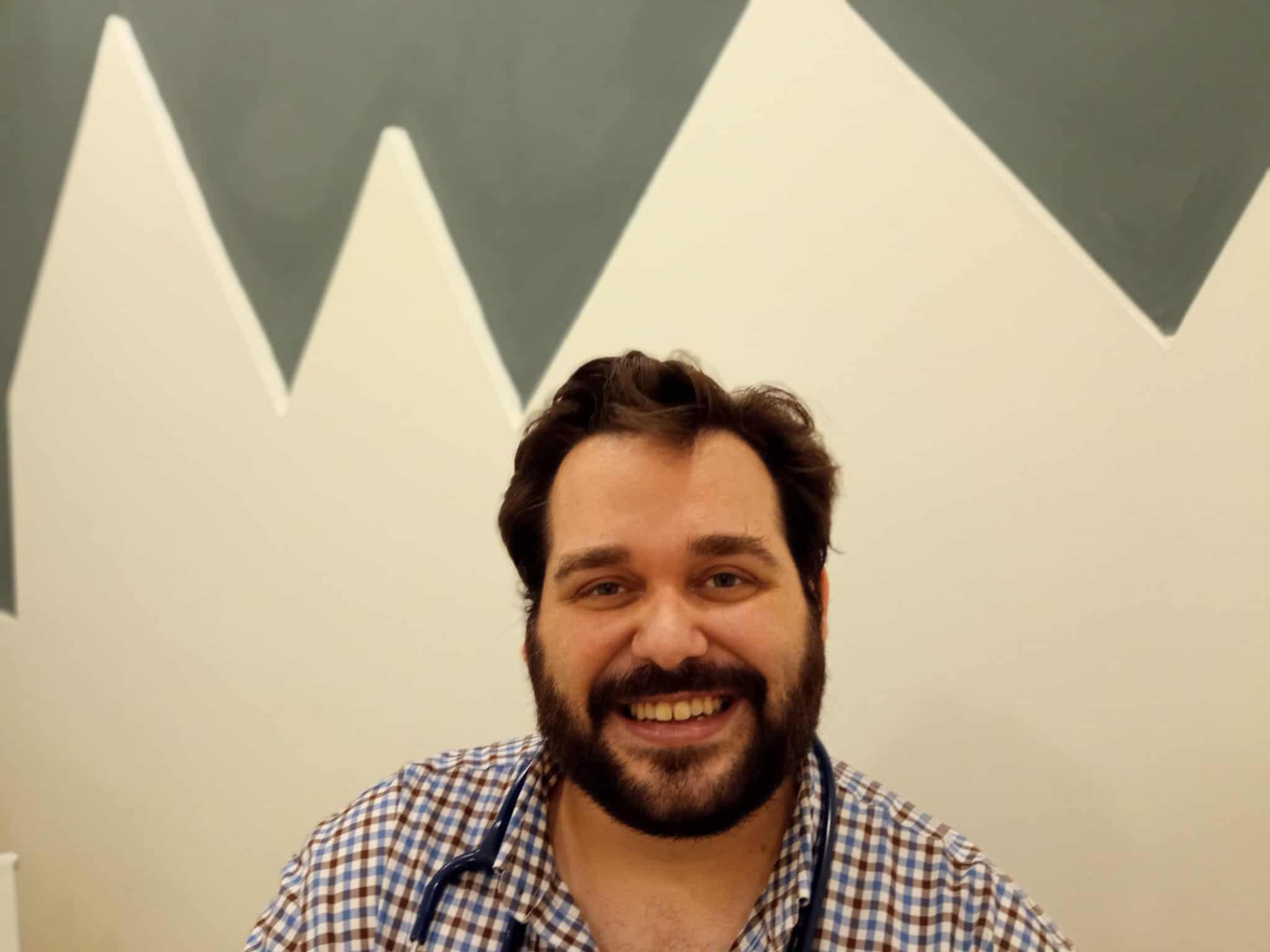 Enrique Blitz Castro - Montepediatras - Neumología Pediátrica