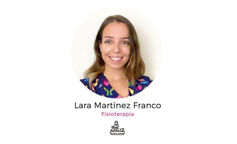 Lara Martínez Franco fisioterapia MontePediatras
