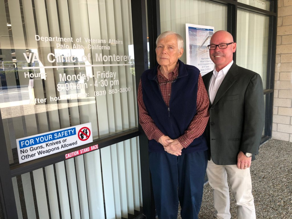 VTC selected to develop former VA clinic into veteran housing in Seaside – Monterey Herald