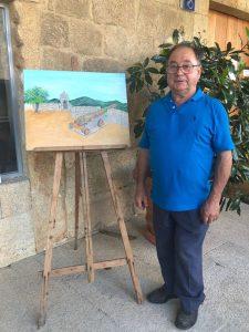 Luis Sola Vaz, participante
