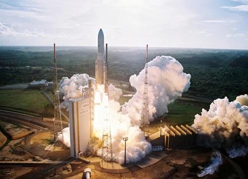 Lancement d'Ariane 5, votre prochaine startup ?