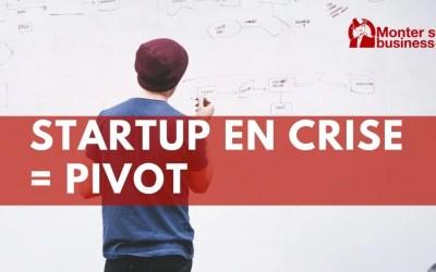 L'histoire d'une startup qui se relève malgré la crise