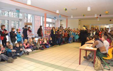 Montessori Grundschule Hangelsberg_Vorlesetag 2015_6